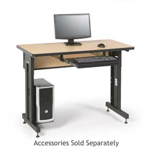 "Classroom training table, 48"" W, Kendall Howard"