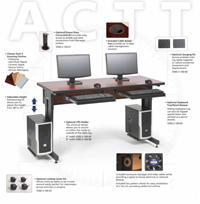 Classroom Training Tables, ACTT Accessories