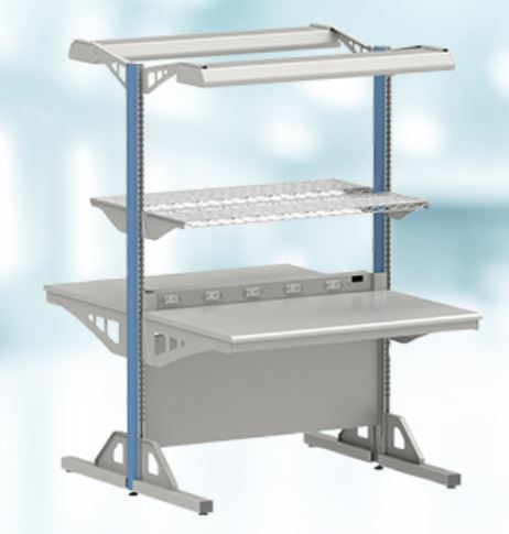 Lista 8000 Series Double Sided Starter Workbench